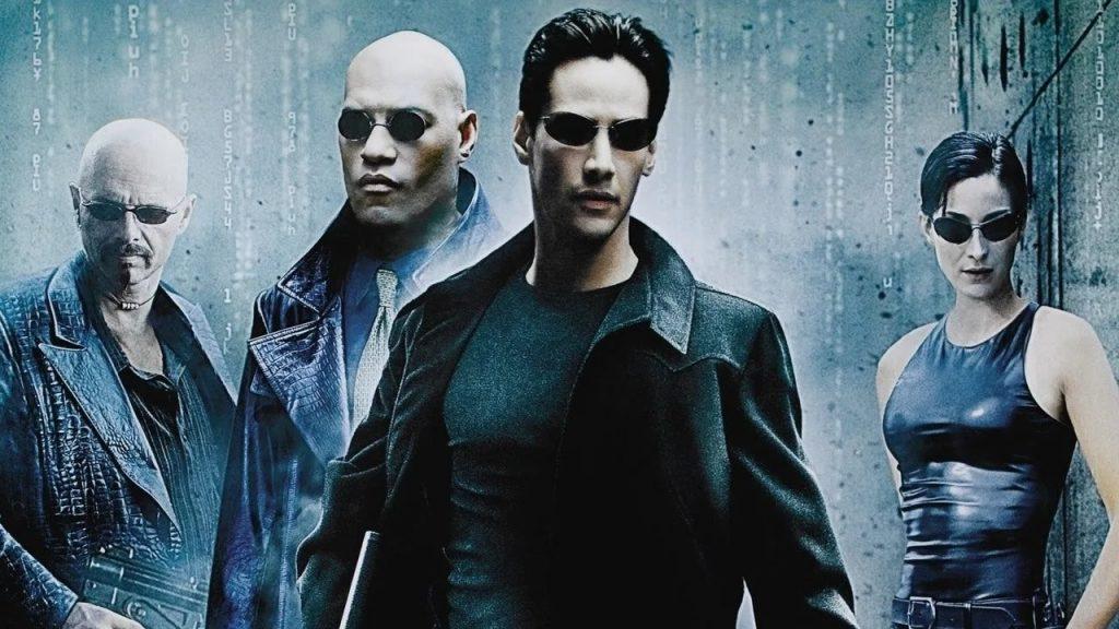 Matrix 4 - Keanu Reeves e Carrie Anne Moss retornam como Neo e Trinity