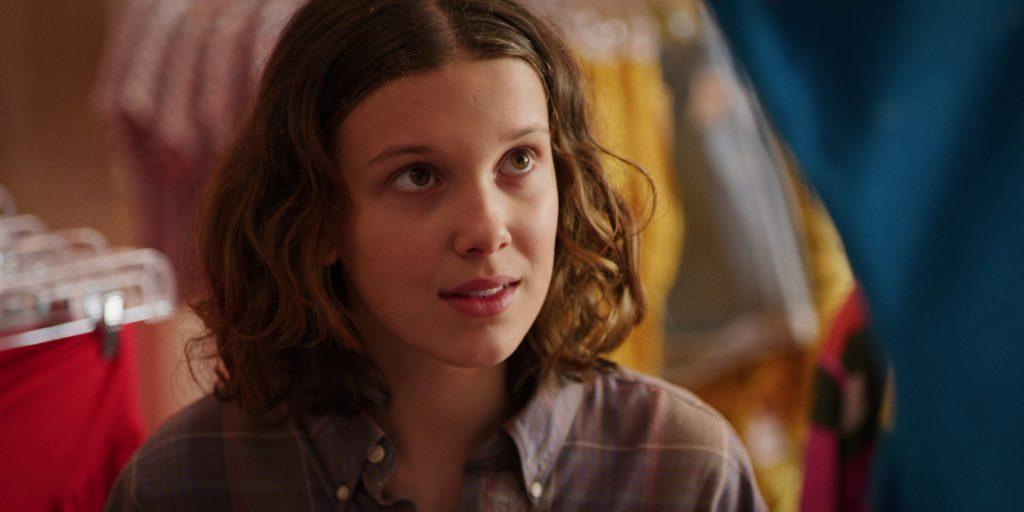 Millie Bobby Brown - Stranger Things - Série Netflix