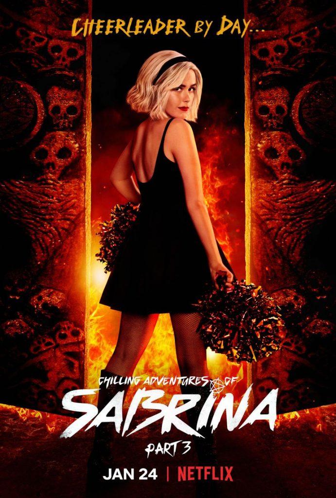 O Mundo Sombrio de Sabrina - Parte 3 na Netflix
