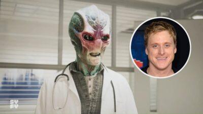 Resident Alien | Série do canal Syfy com Alan Tudyk ganha temporada completa