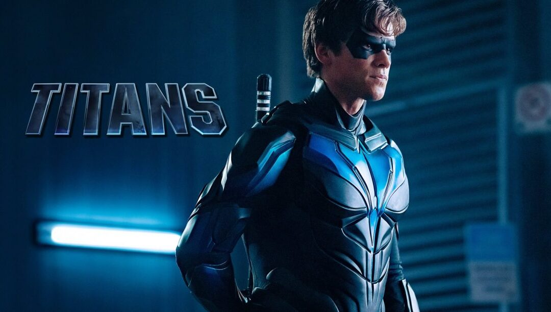 Titans segunda temporada disponível na Netflix
