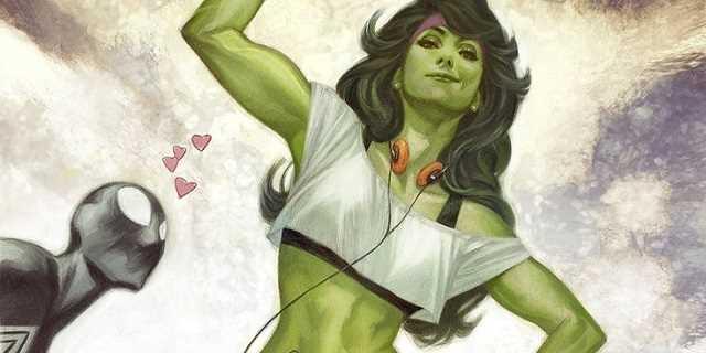 Filmagens de She-Hulk coincide com a filmagem do próximo filme do Homem-Aranha.