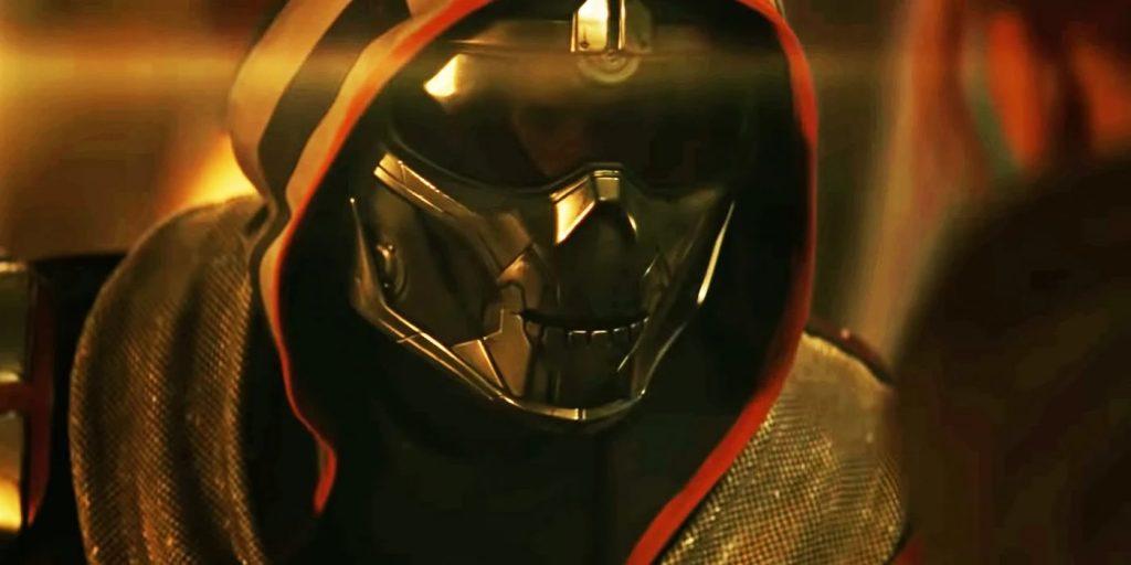 Taskmaster conhecido como Treinador, Inimigo da Viúva Negra