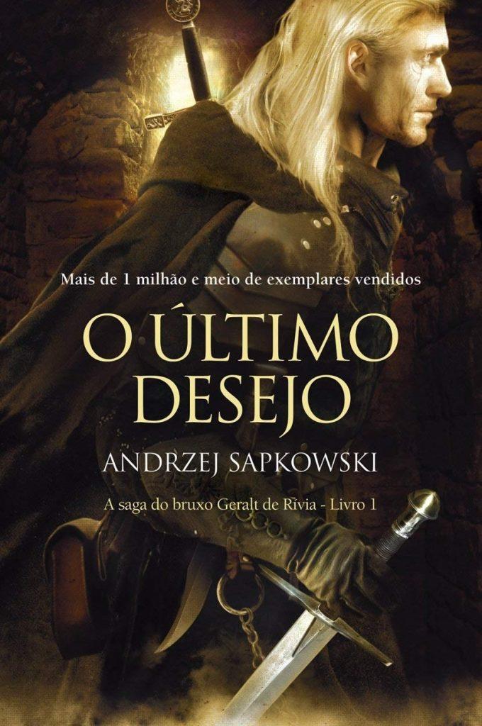 "The Witcher - O Último Desejo"" foi narrado por Mauro Ramos"