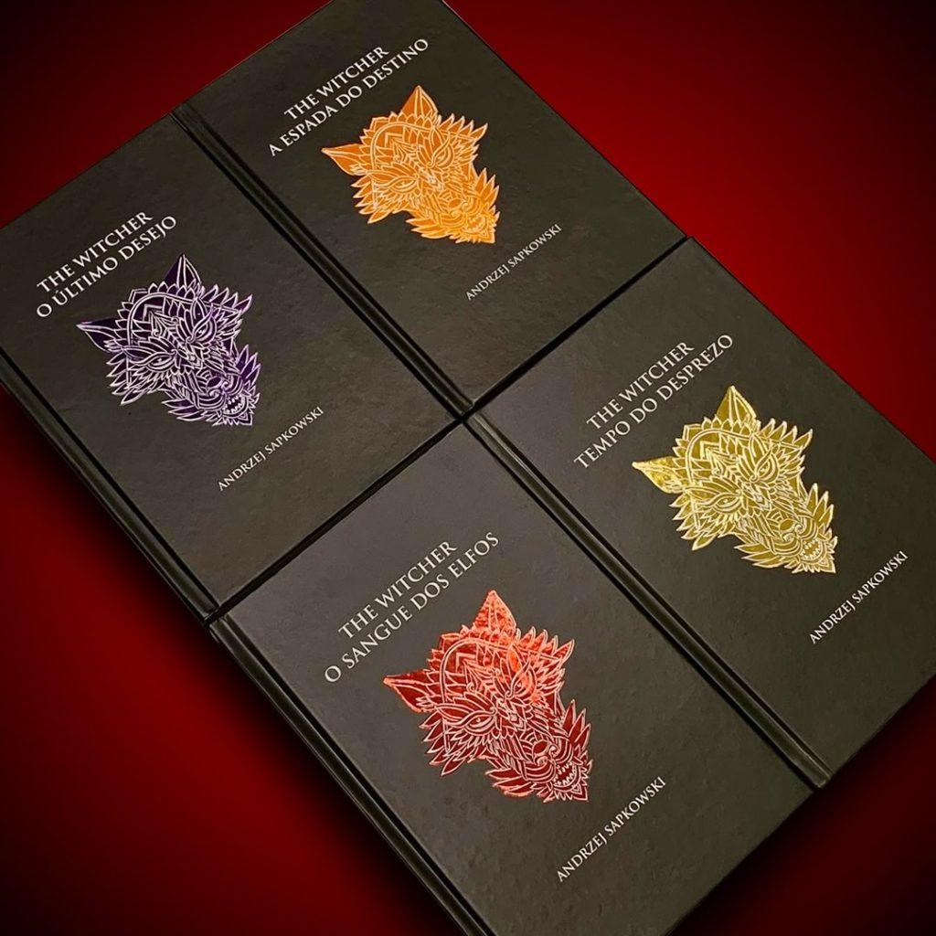 The Witcher publicado pela Martins Fontes 3 1024x1024 - The Witcher ganha edições em capa dura e audiobook no Brasil
