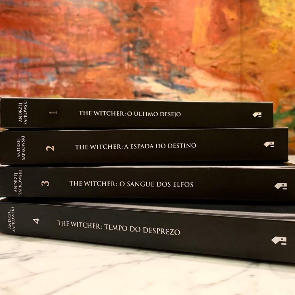 The Witcher publicado pela Martins Fontes 4 1024x1024 - The Witcher ganha edições em capa dura e audiobook no Brasil
