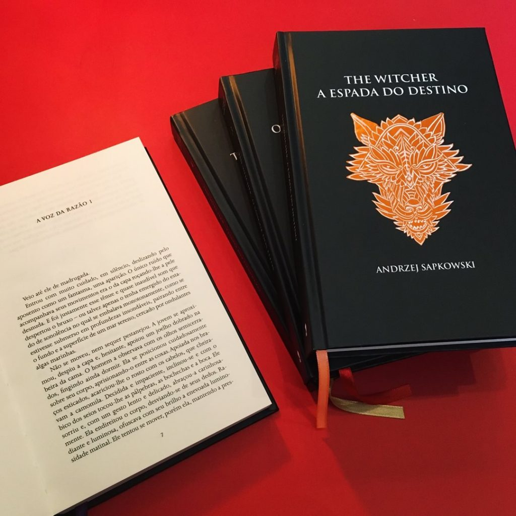The Witcher publicado pela Martins Fontes 5 1024x1024 - The Witcher ganha edições em capa dura e audiobook no Brasil