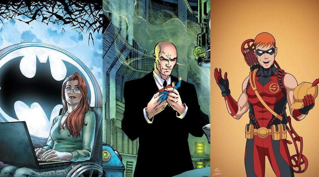 Titans Terceira Temporada Novos Personagens - Netflix