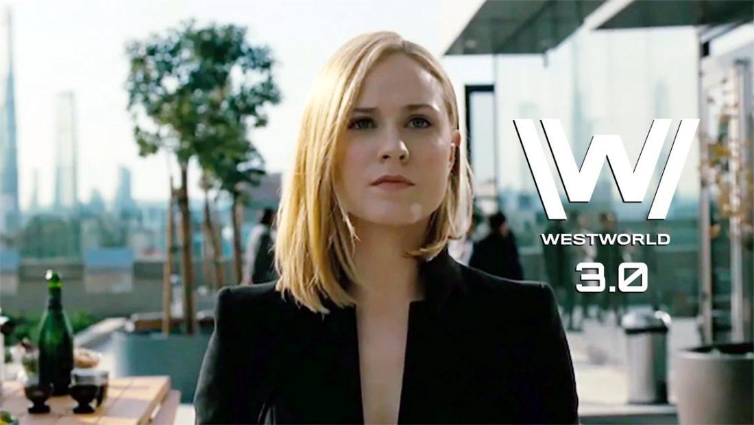 Westworld | Teaser da HBO revela data da 3ª Temporada