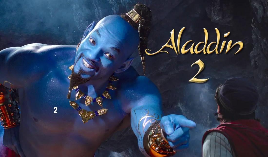 Aladdin 2 - Disney confirma sequência com Will Smith