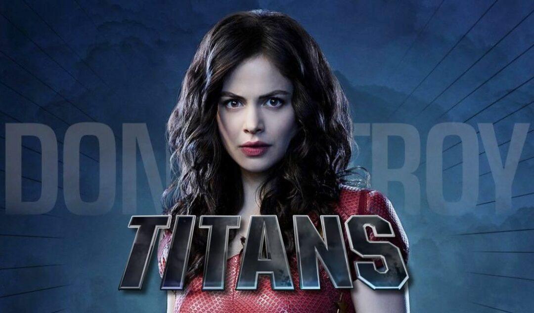 Titans Terceira Temporada terá o retorno de Donna Troy