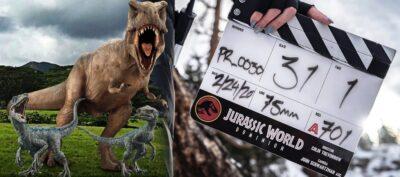 Jurassic World: Dominion | Título da sequência anunciado e o início das gravações