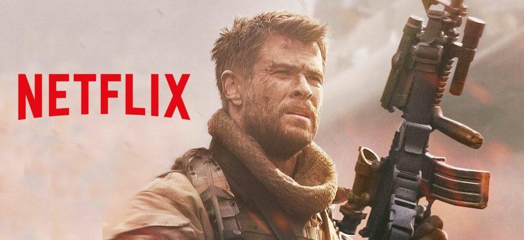 Resgate   Filme da Netflix com Chris Hemsworth tem imagens divulgadas