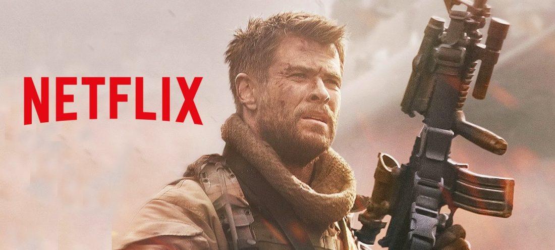 Resgate - Filme com Chris Hemsworth da Netflix