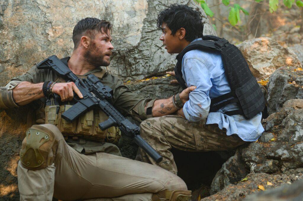 Resgate - Filme da Netflix com Chris Hemsworth