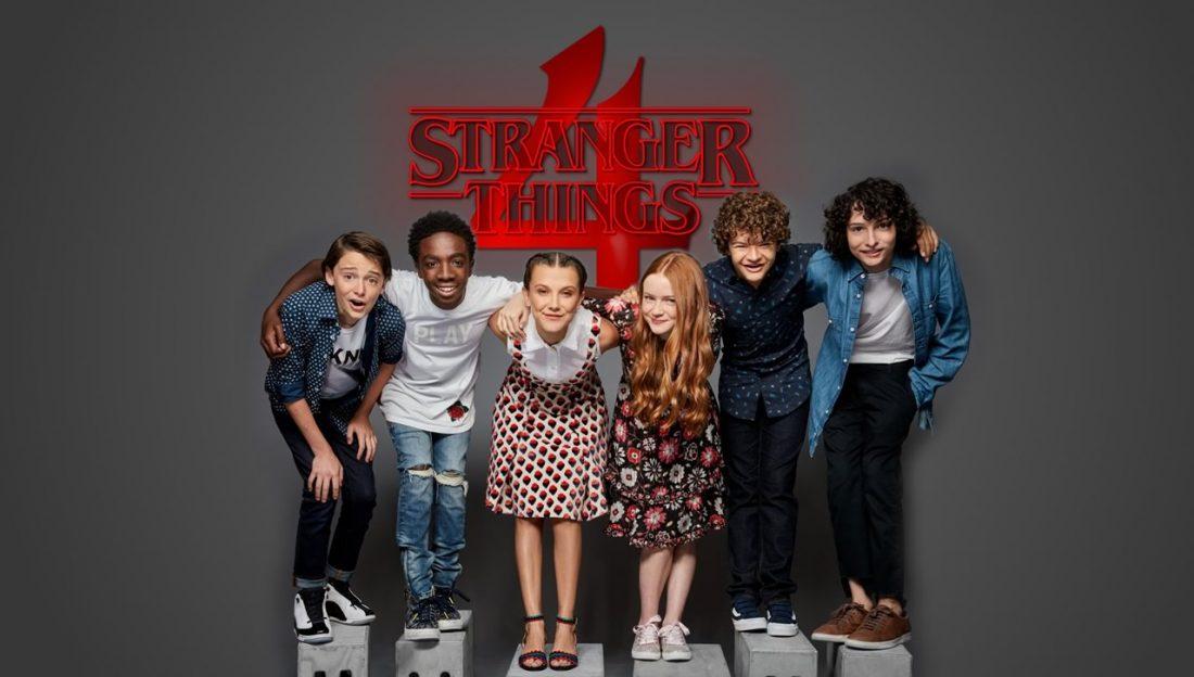 Stranger Things 4 pode acontecer em 2022 no Dia dos Namorados no EUA