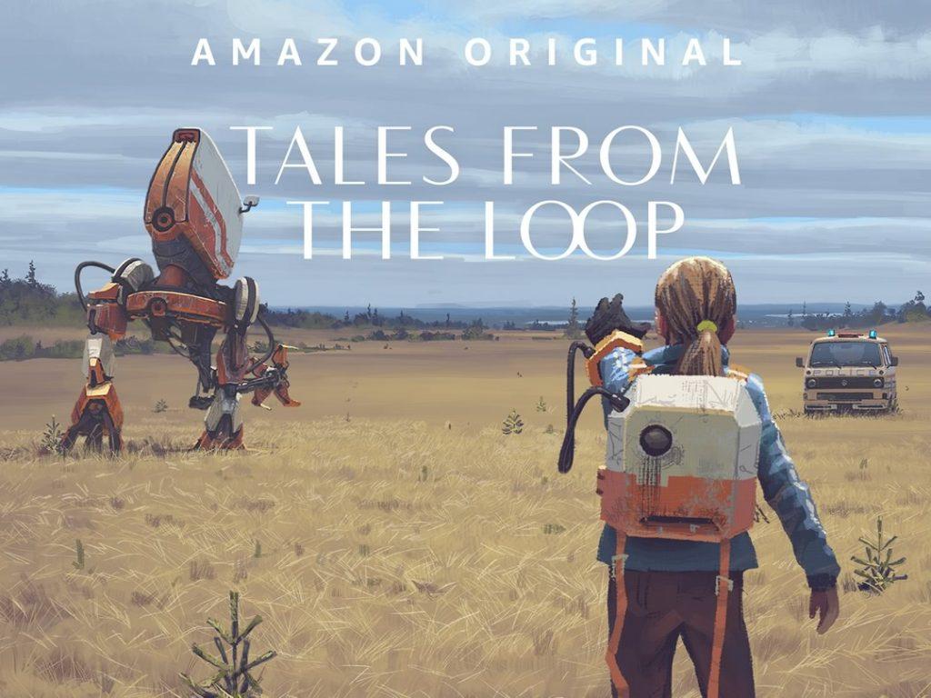 Tales from the Loop Serie original Amazon Prime Streamer 1024x768 - Tales from the Loop | Série de ficção científica da Amazon Prime Vídeo