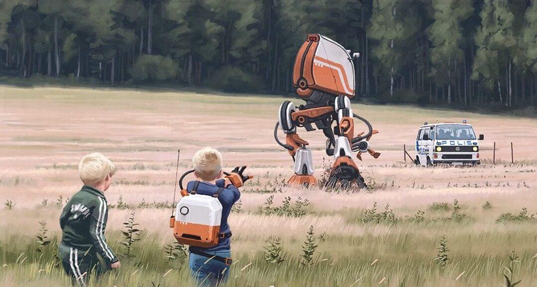 Tales from the Loop   Série de ficção científica da Amazon Prime Vídeo