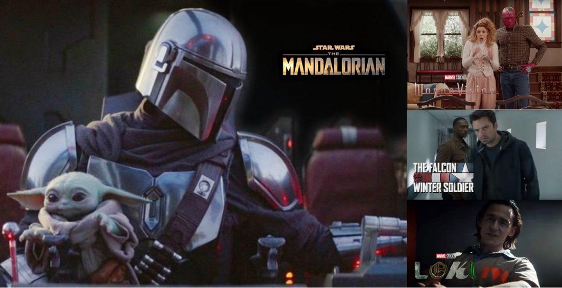 The Mandalorian - Segunda Temporada Outubro 2020 no Disney +