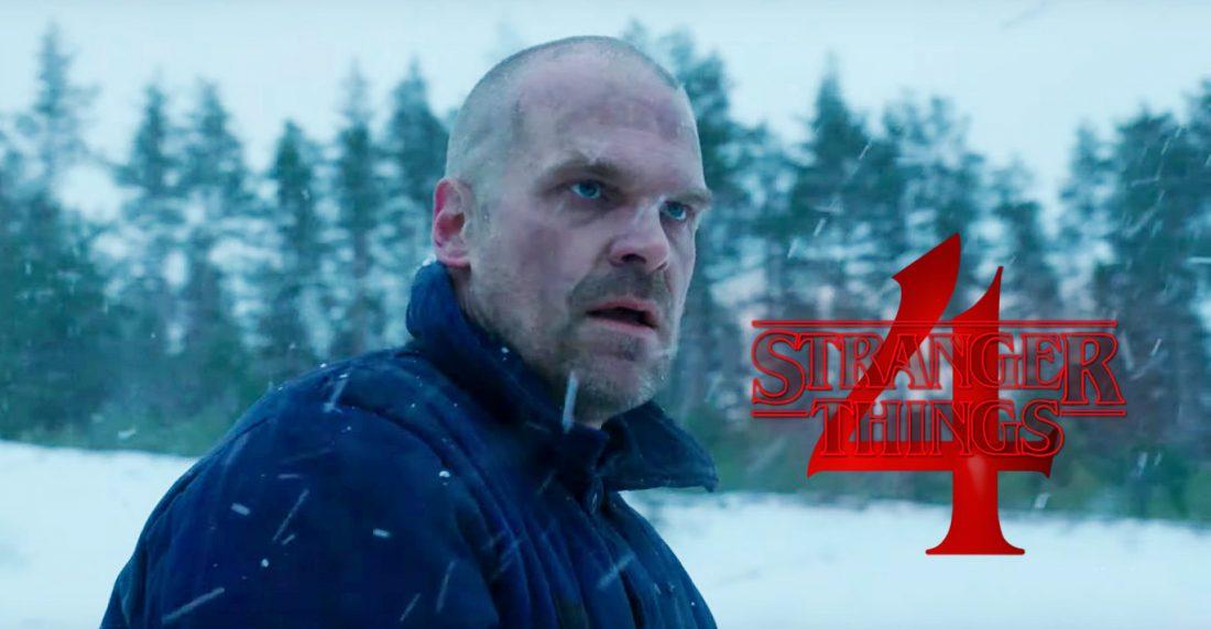 Stranger Things 4 - Teasr mostra que Hopper está vivo