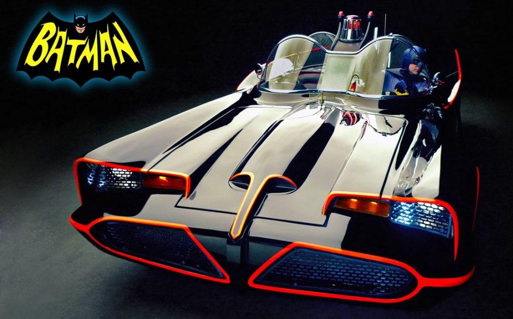 Batmóvel - Batman série Clássica