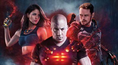 Bloodshot | Pôster do filme com Vin Diesel e elenco