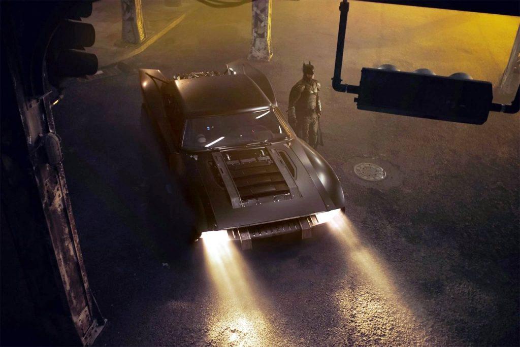 Diretor Matt Reeves revela imagens do Batmovel de The Batman a 1024x684 - The Batman   Diretor Matt Reeves revela as primeiras imagens do Batmóvel