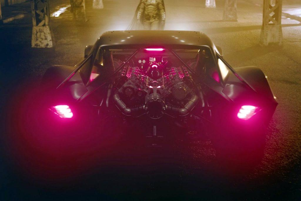 Diretor Matt Reeves revela imagens do Batmovel de The Batman b 1024x684 - The Batman   Diretor Matt Reeves revela as primeiras imagens do Batmóvel