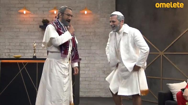 Érico Borgo se despede em Live do Omelete - Cenas Nostálgicas