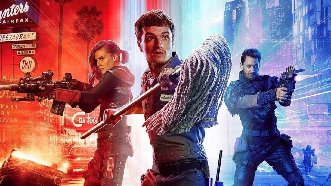 FUTURE MAN - Terceira Temporada trailer da Hulu