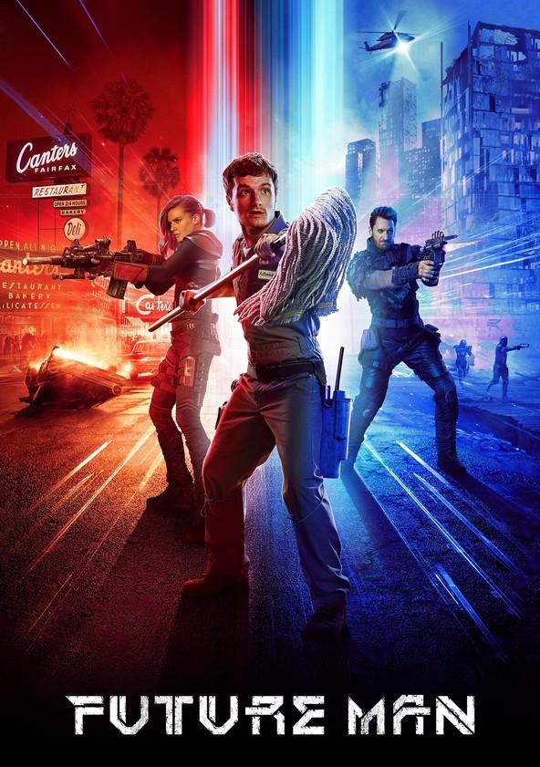 FUTURE MAN - Hulu divulga trailer da Terceira Temporada