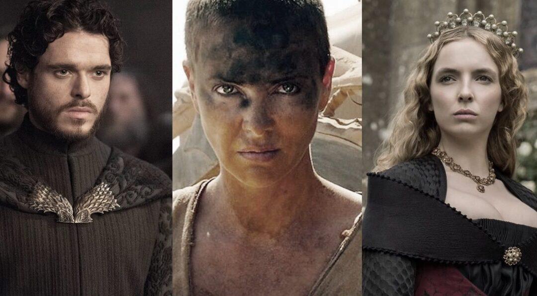 Jodie Comer, Richard Madden e Yahya Abdul Mateen II estão cotados para novo filme de Mad Max