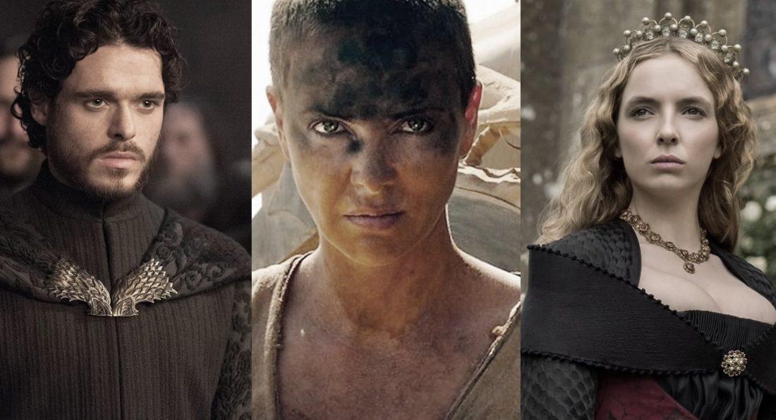 Jodie Comer And Richard Madden estão cotados para novo filme de Mad Max