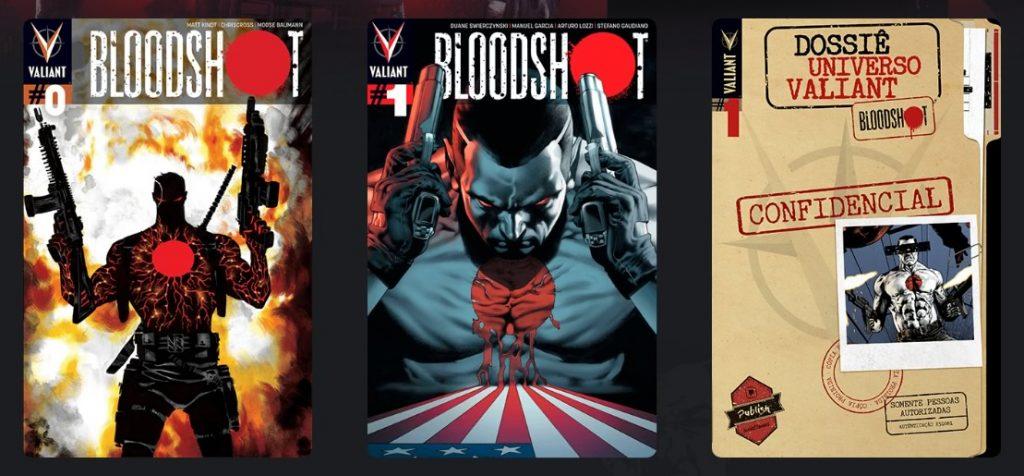 Social Comics libera HQ de Bloodshot edicoes 0 e 1 junto com dossie completo 1024x476 - A Social Comics libera HQ de Bloodshot que inspirou novo filme homônimo estrelado por Vin Diesel
