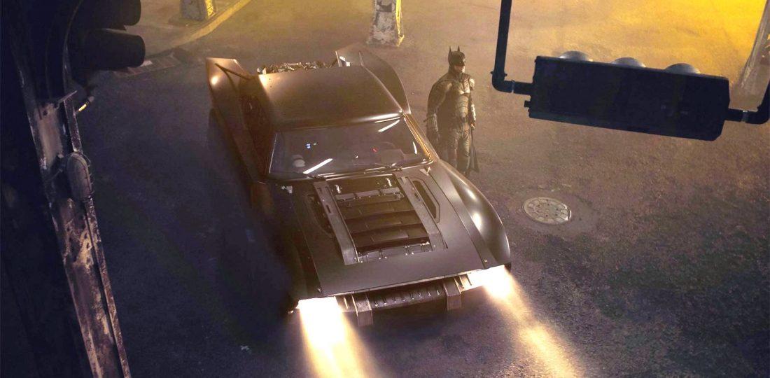 The Batman - Matt Reeves revela imagens do Batmóvel