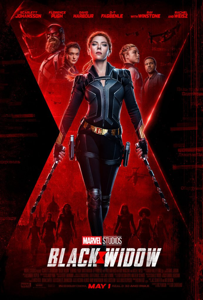 Trailer final de Viúva Negra com Natasha Romanoff enfrentando Natasha Romanoff contra Taskmaster