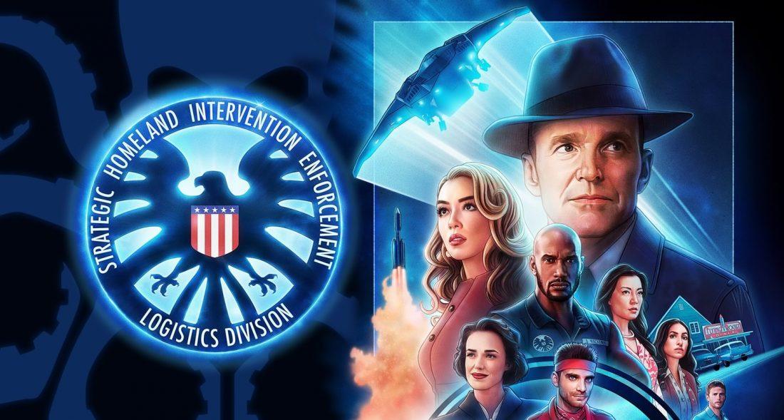 Agents of S.H.I.E.L.D. | Teaser da Sétima e Última temporada: Salve Hydra