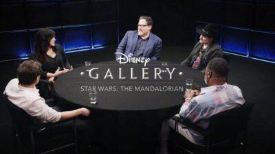 Disney Gallery: The Mandalorian | Trailer e Pôster do documentário dos bastidores da série