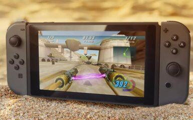 Relançamento de Star Wars Episódio I: Racer para Nintendo Switch e PlayStation 4