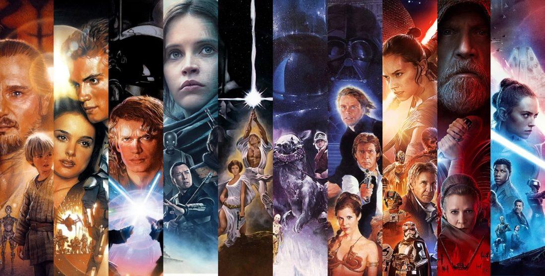 Star Wars | Todos os episódios da saga chegam ao Amazon Prime Video e no Disney + em maio
