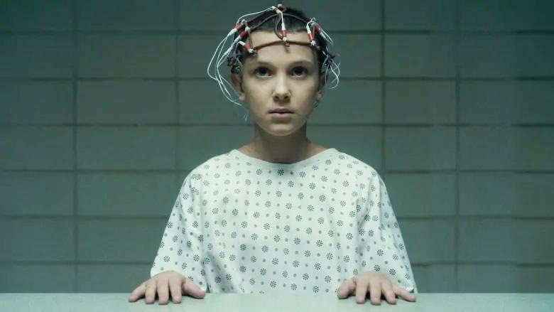 Stranger Things Eleven Laboratorio de Teste - Stranger Things - Você conhece os personagens?