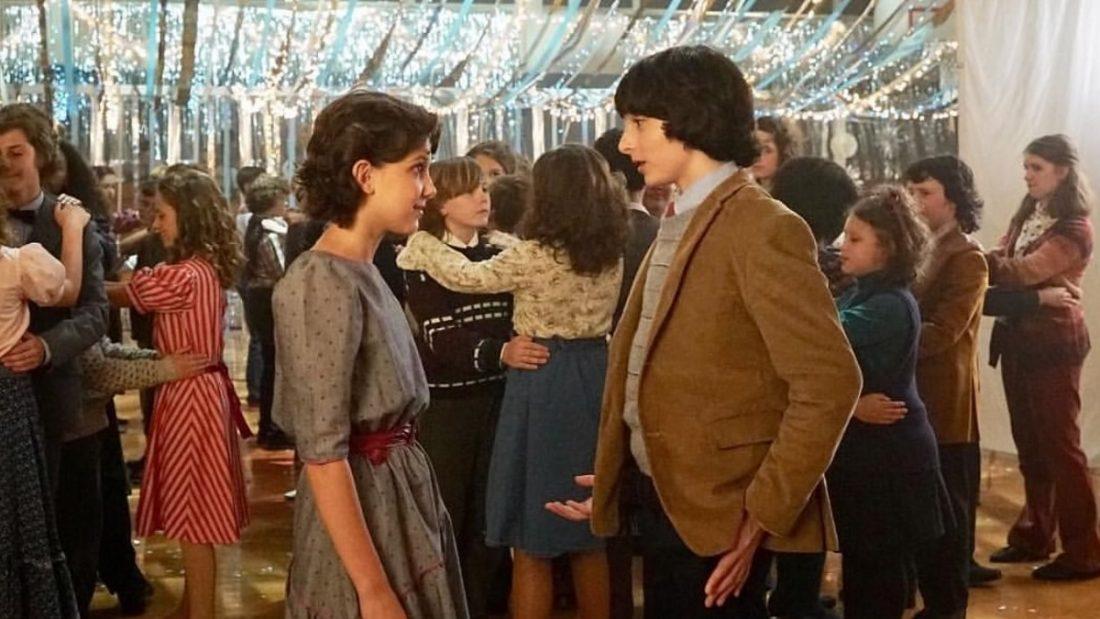 Stranger Things Mike e Eleven em evento scaled - Stranger Things - Você conhece os personagens?