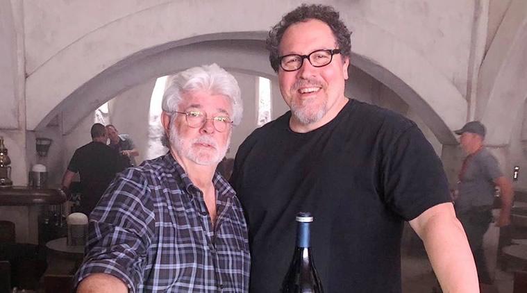 The Mandalorian - Documentário - Episódio1 - Legado George Lucas e Jon Favreau