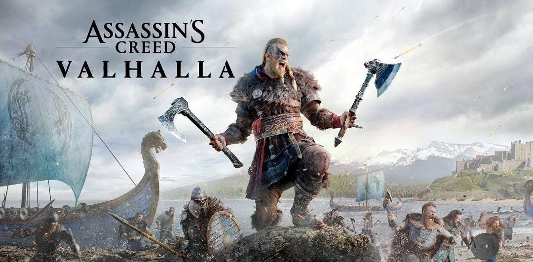 Assassin's Creed Valhalla: Estréia Mundial do Trailer Cinemático