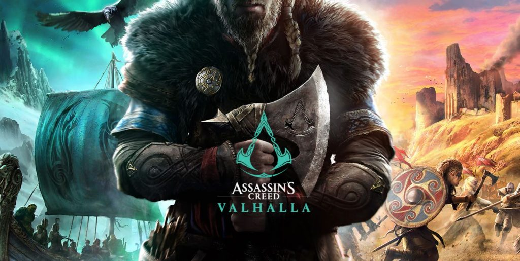 Assassin's Creed Valhalla - Estréia Mundial do Trailer Cinemático