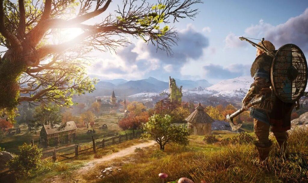 Assassin's Creed Valhalla - Estréia Mundial do Trailer Cinemático Dublado