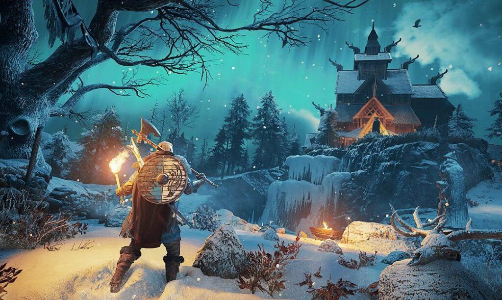 Assassins Creed Valhalla Trailer Cinematico Ubisoft Dublado 1024x611 - Assassin's Creed Valhalla: Estréia Mundial do Trailer Cinemático