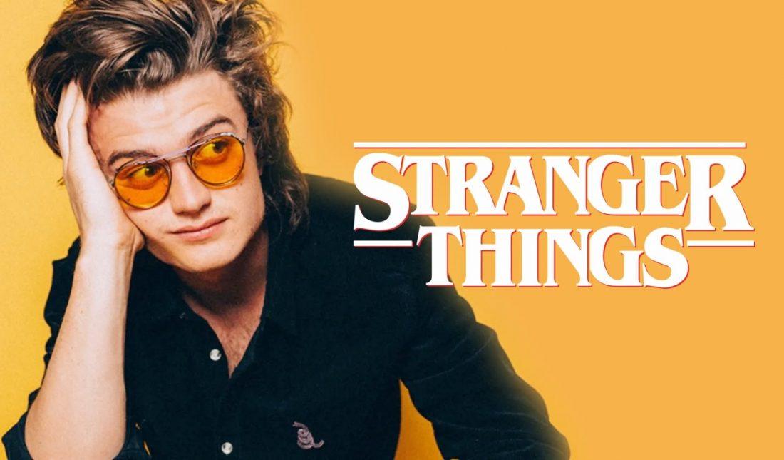 Stranger Things 4 | Ator Joe Keery disse que a quarta temporada será muito mais assustadora