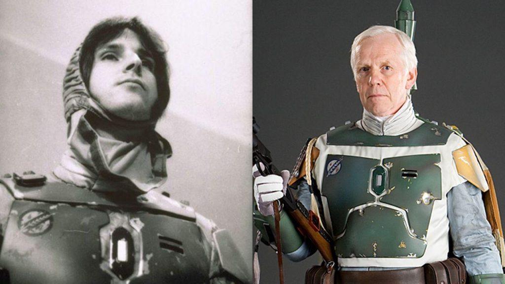Boba Fett foi interpretado por Jeremy Bulloch em O Império Contra-Ataca e O Retorno de Jedi
