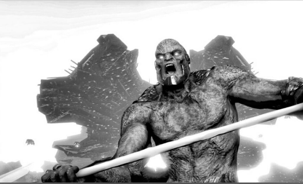 SNYDER CUT -Liga da Justiça versão de Zack Snyder no HBO Max em 2021 - Artes conceituais